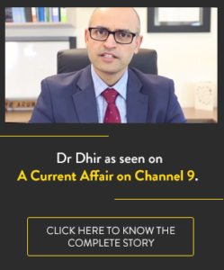 Dr Dhir A Current Affair