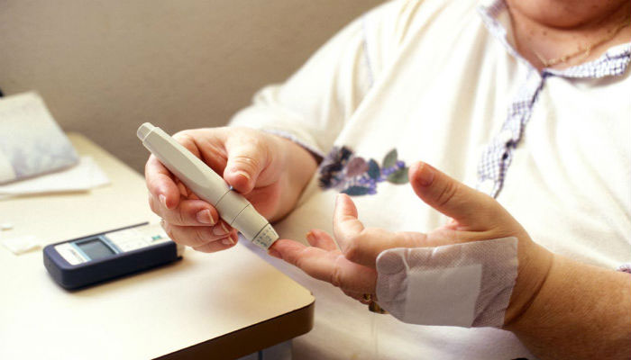 diabetes type 2 testing blood sugar