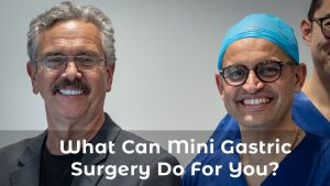 min gastric surgery video overlay