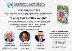 Invitation to book launch