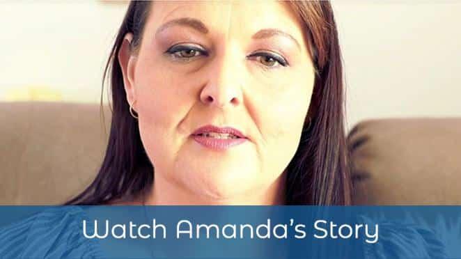 Amanda's story in video
