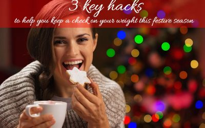 Three Key Hacks to Keep a Check on Your Weight