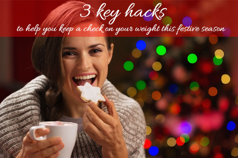 3 key hacks to keep check on your weight