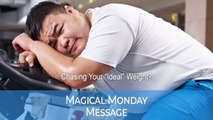 Magical Monday Message - Centre For weight Loss