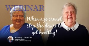 Age cannot stop desire to get healthy