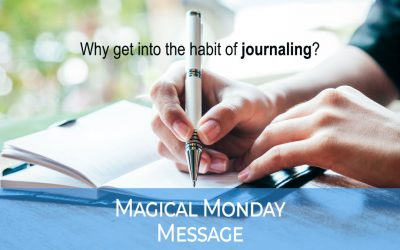 Why Get Into the Habit of Journaling?