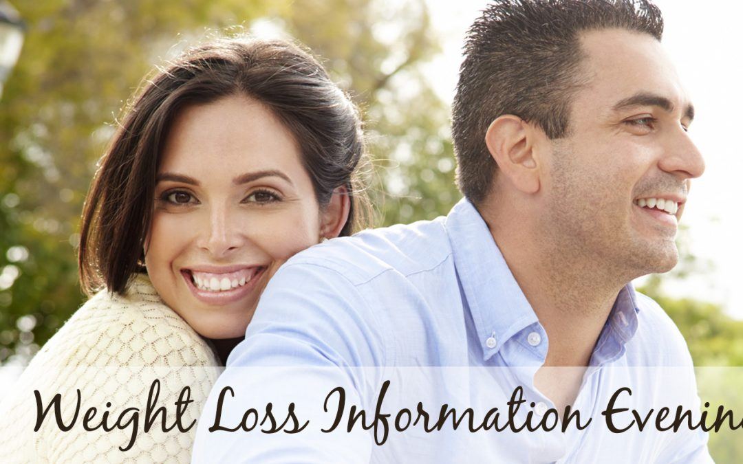 Weight Loss Information Evening