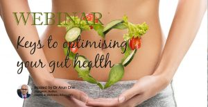 Keys to optimising your gut health