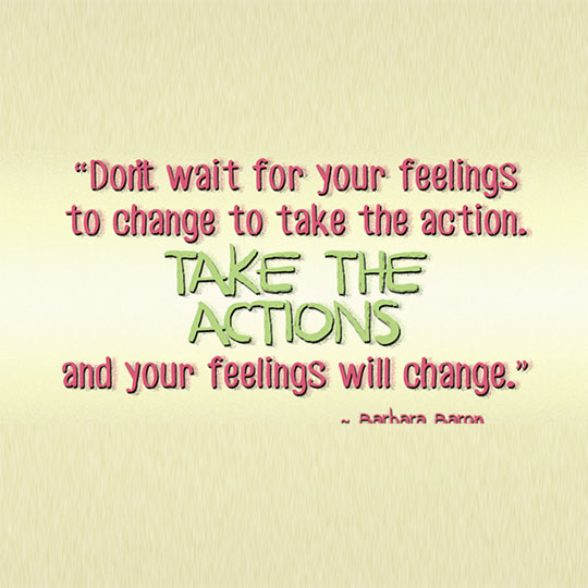 Take the Actions