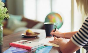 journalling to change