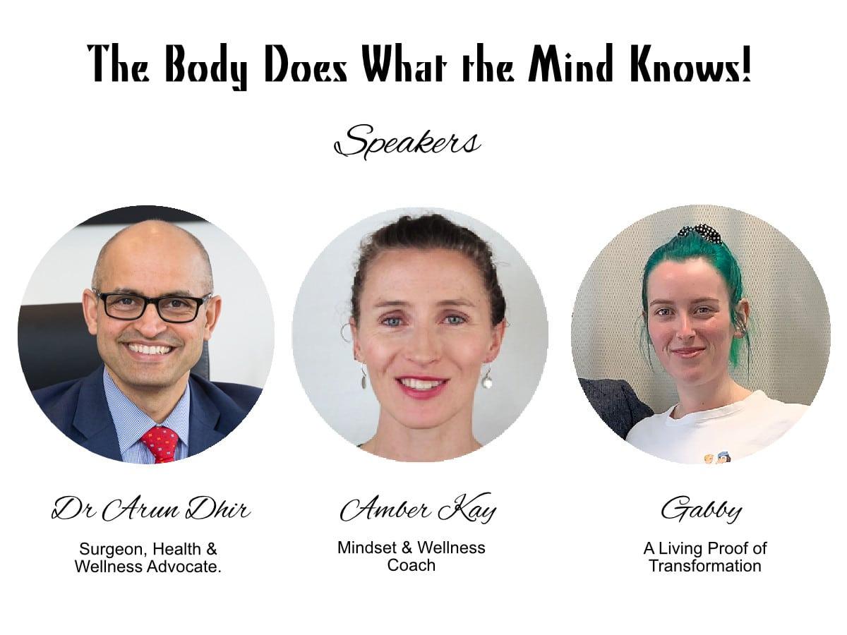 the body knows webinar