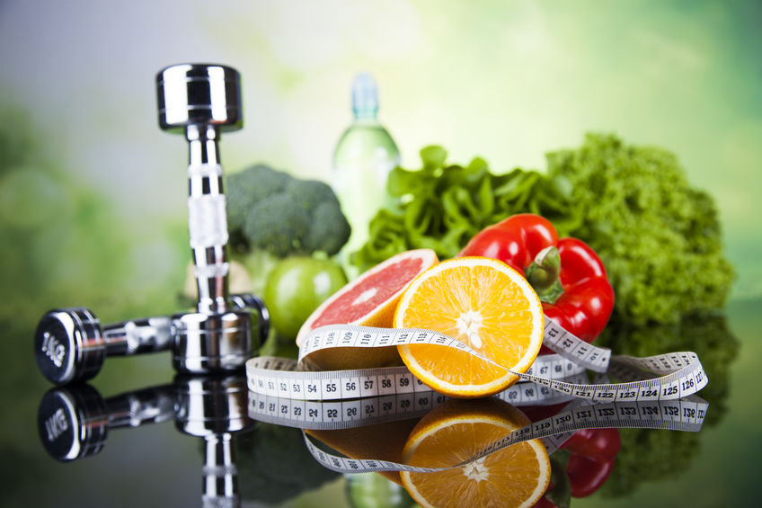 healthy lifestyle weight loss fitness