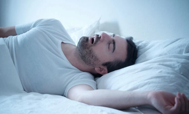 Is being overweight putting you at risk of sleep apnoea?
