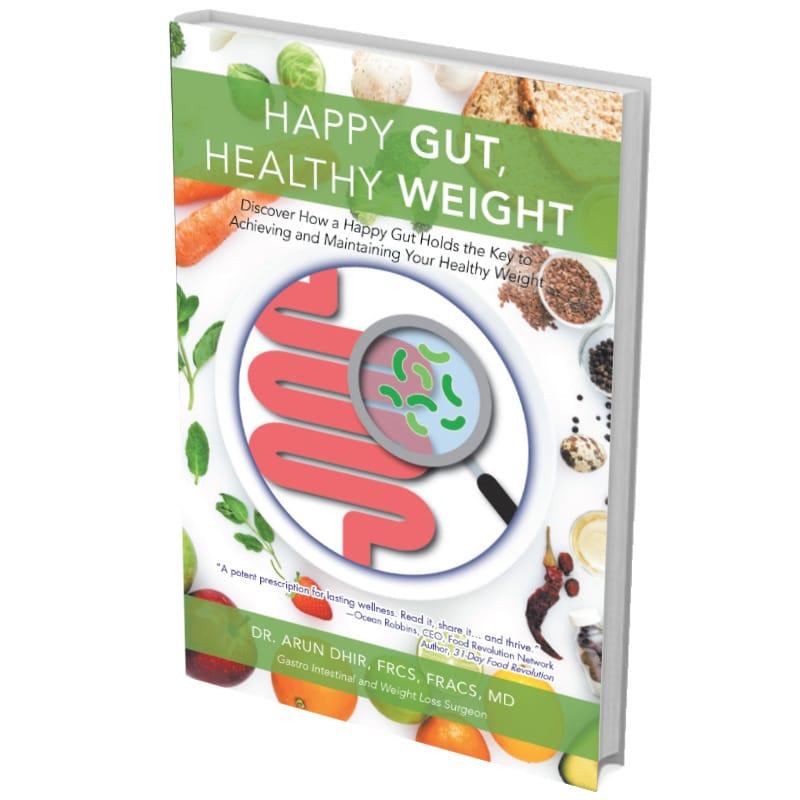 Book Happy Gut Healthy Weight