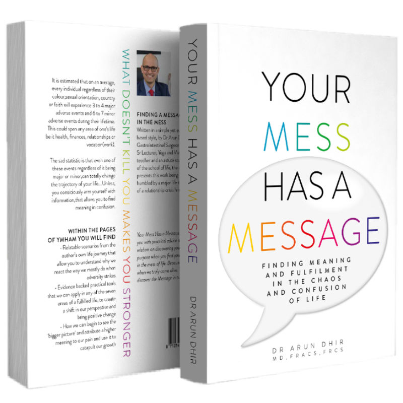 book your mess has a message cover