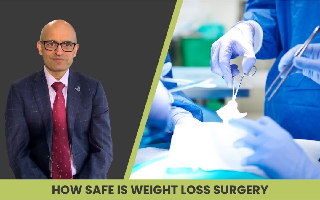 How Safe is Weight Loss Surgery?